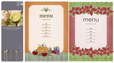 21 free free restaurant menu templates word excel formats free restaurant menu sample 69641 saigontimesfo
