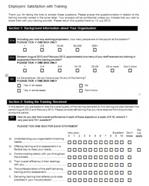 Satisfaction Survey sample 14.641