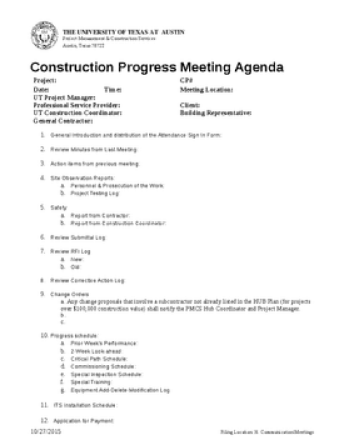 meeting agenda sample 19.9641