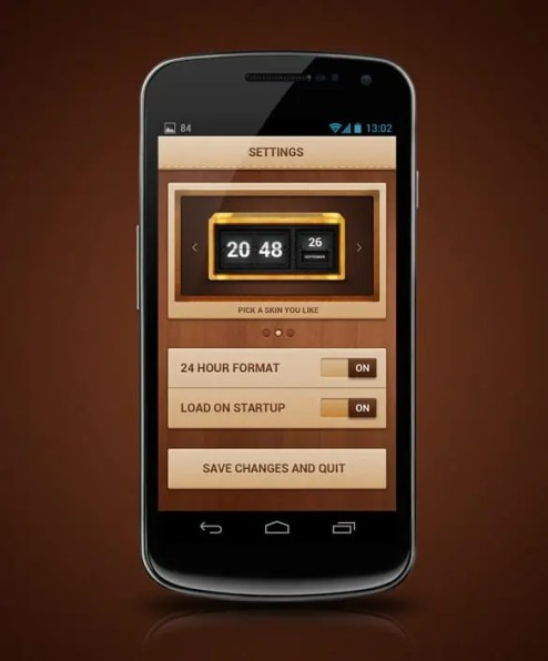 Android App Templates Free 74