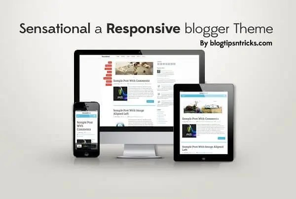 SEO Blogger Templates 841