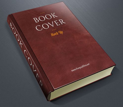book cover template  11.64
