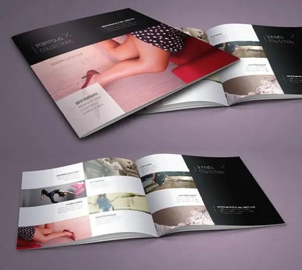 catalog template 34