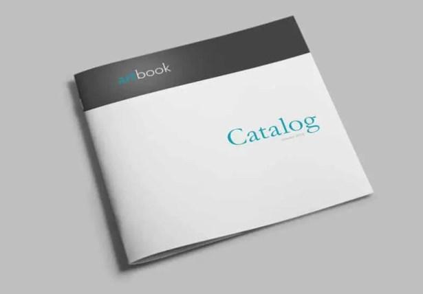 catalog template 641