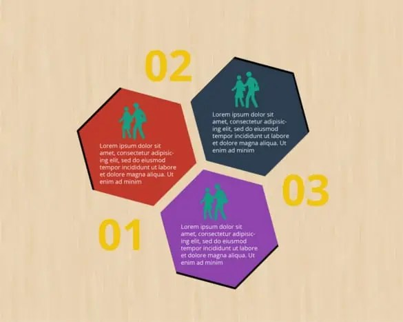 infographics psd 3461