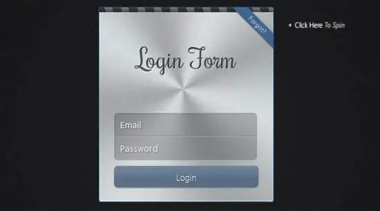 login page template 11.64