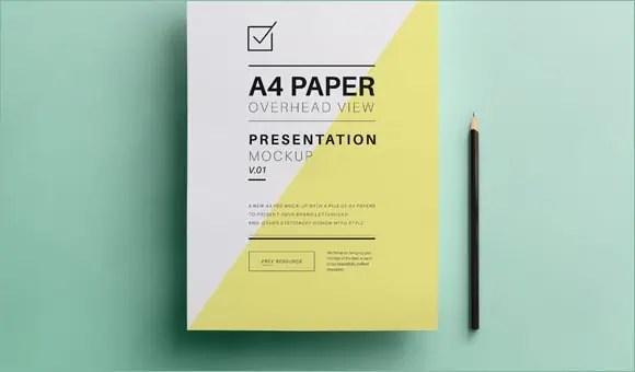 paper mockup 5641