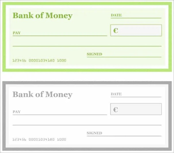 6 Blank Check Templates For Microsoft Word Website