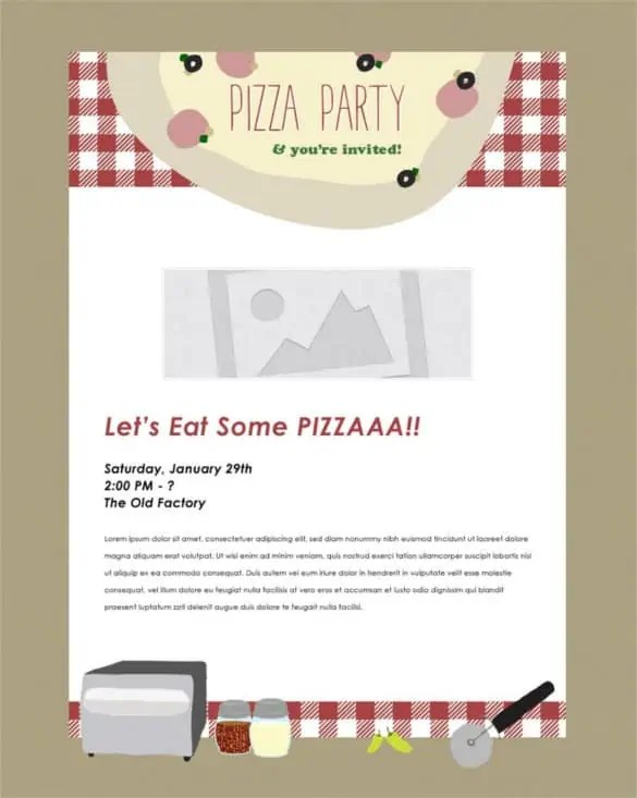 email invitation template 311