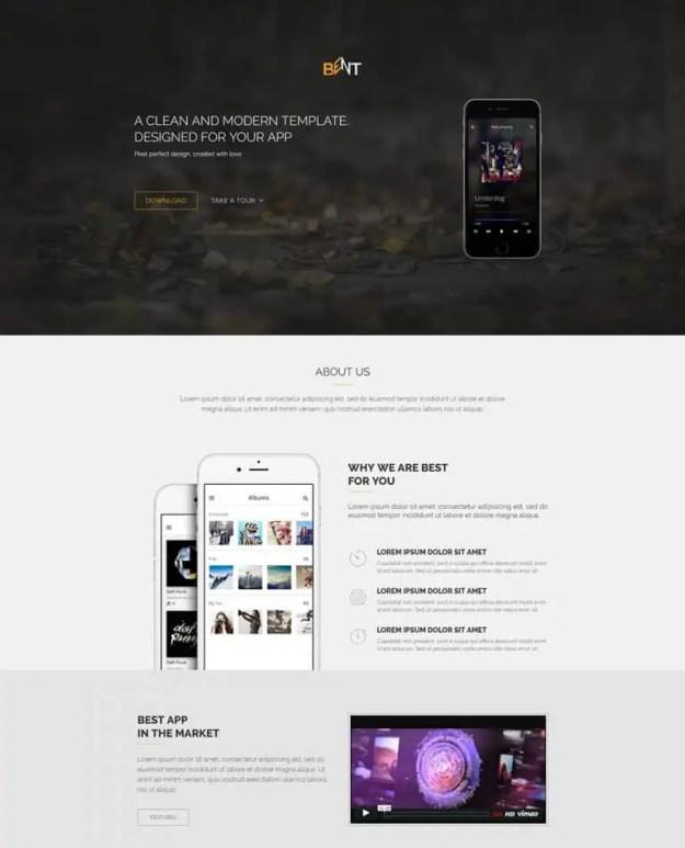 html5 blog templates 8946