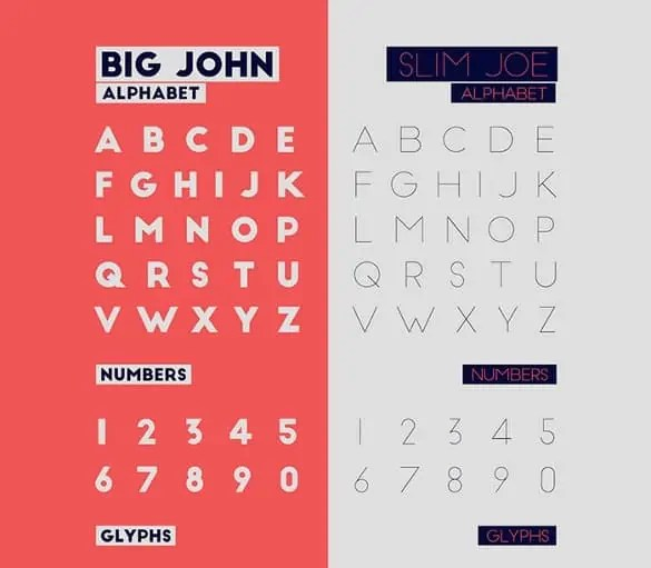 infographic fonts 61