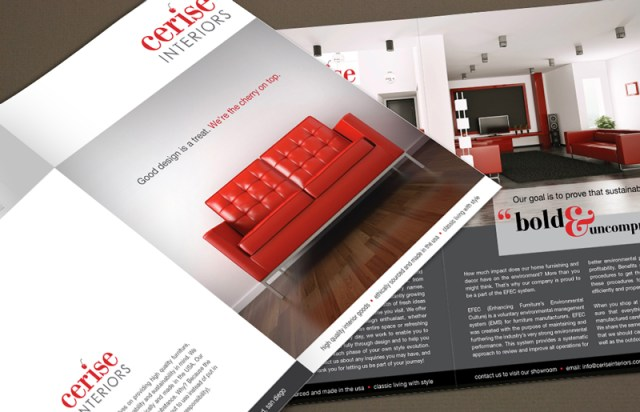 interior design brochure 3641