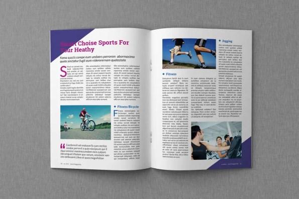8 microsoft word magazine templates layouts styles magazine template 4 pronofoot35fo Gallery