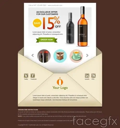 photoshop advertisment templates 440
