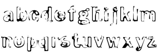 smoke fonts 794