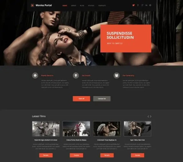 Content Sharing WordPress Themes 102