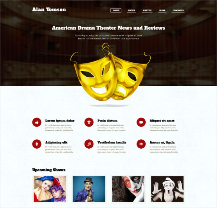 Content Sharing WordPress Themes 32