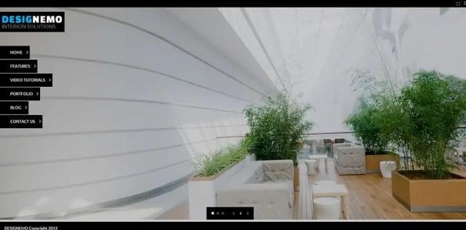 Interior Design WordPress Themes 42