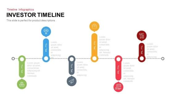Keynote Timeline Template 100