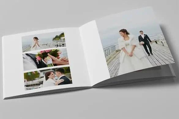 6+ Wedding Album Templates - Website, Wordpress, Blog