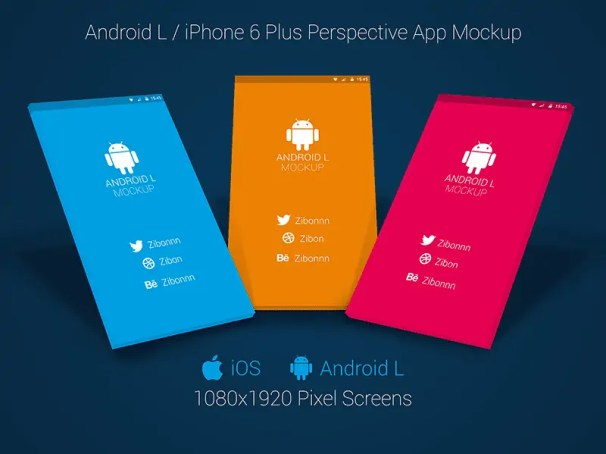 android templates 52