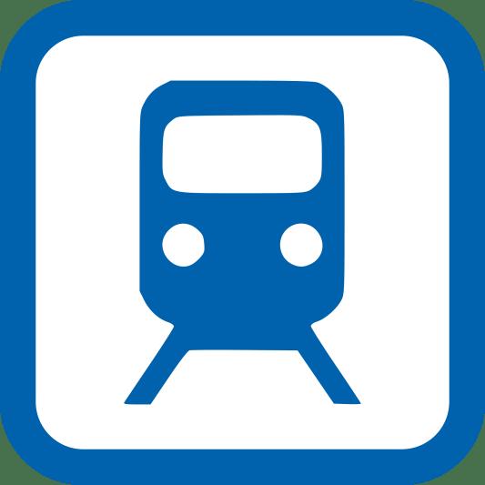 train logo 32
