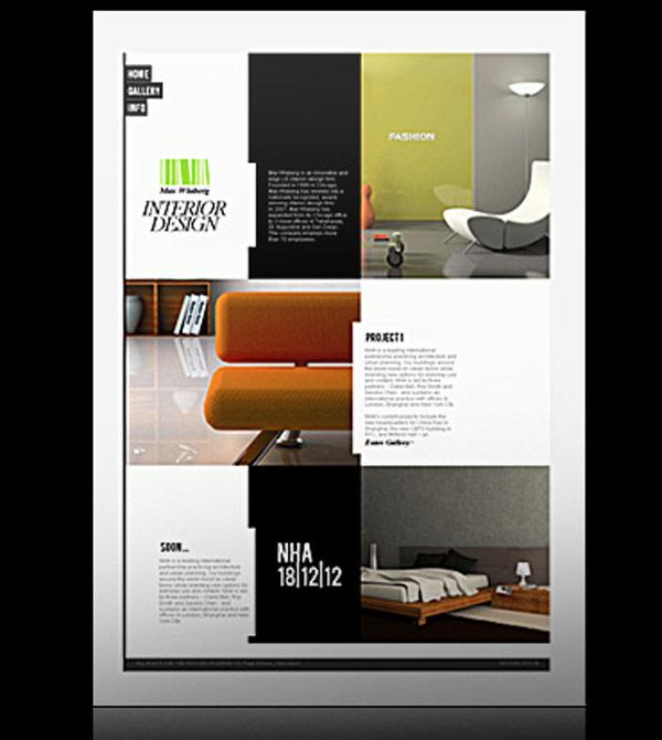 Build Free Interior Design Website Online Templates Perfect