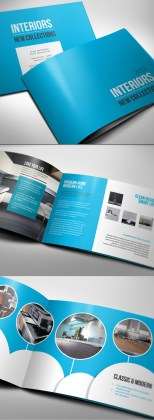 18 Best and Creative Brochure Design Ideas for your inspiration         18 catalogue brochure design