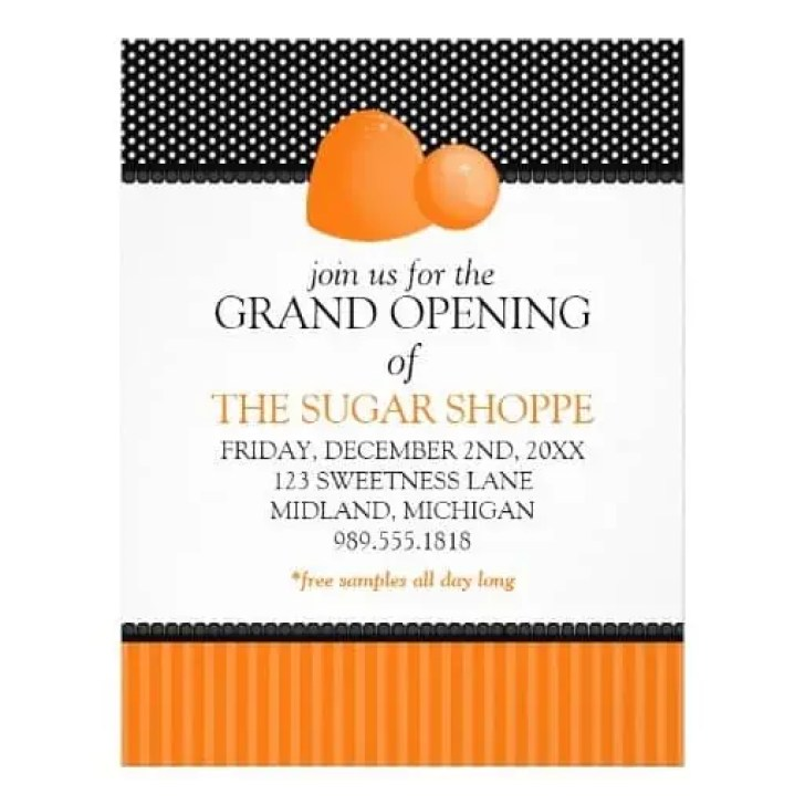 grand opening flyer template microsoft word