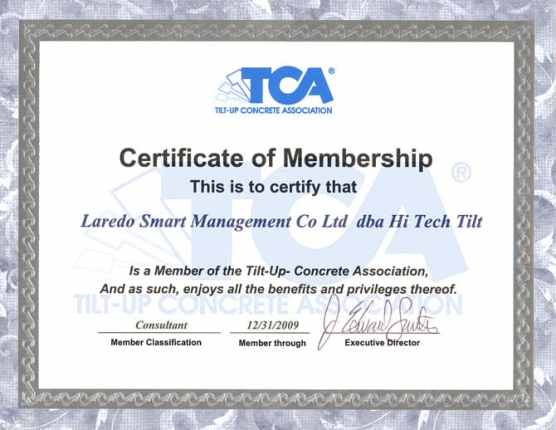 Membership Certificate Templates - Word Excel Samples