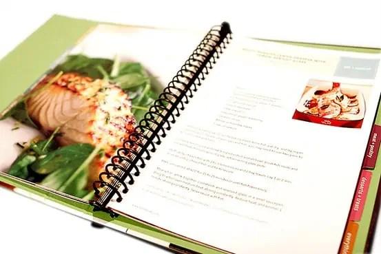 Cookbook Template. cookbook templates word excel samples. class ...
