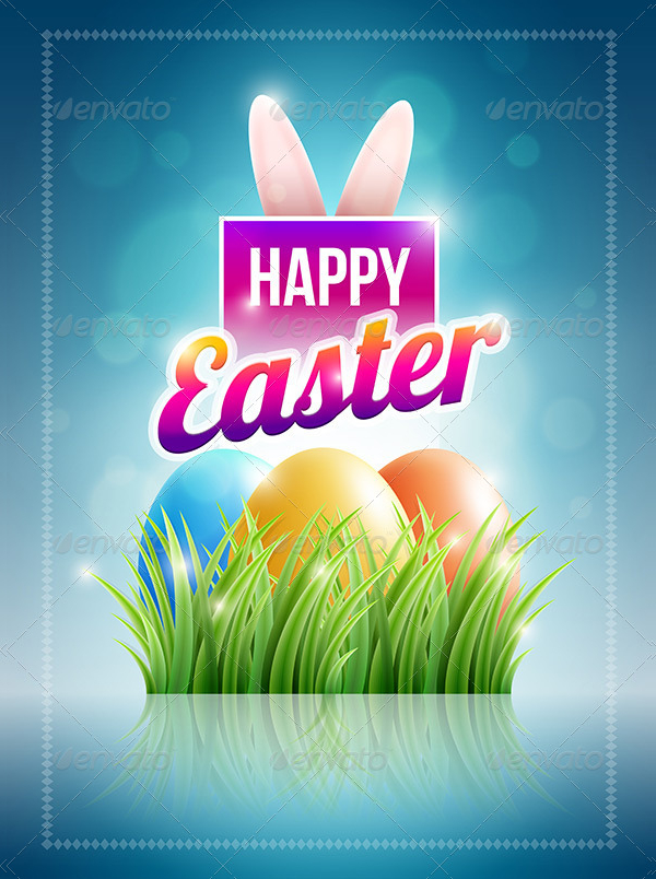 22 Easter Poster Templates Free PSD Vector EPS Format Downloads