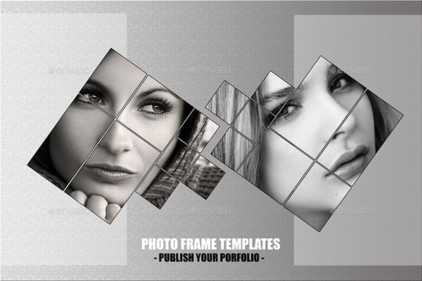 Photo Frame Style Template