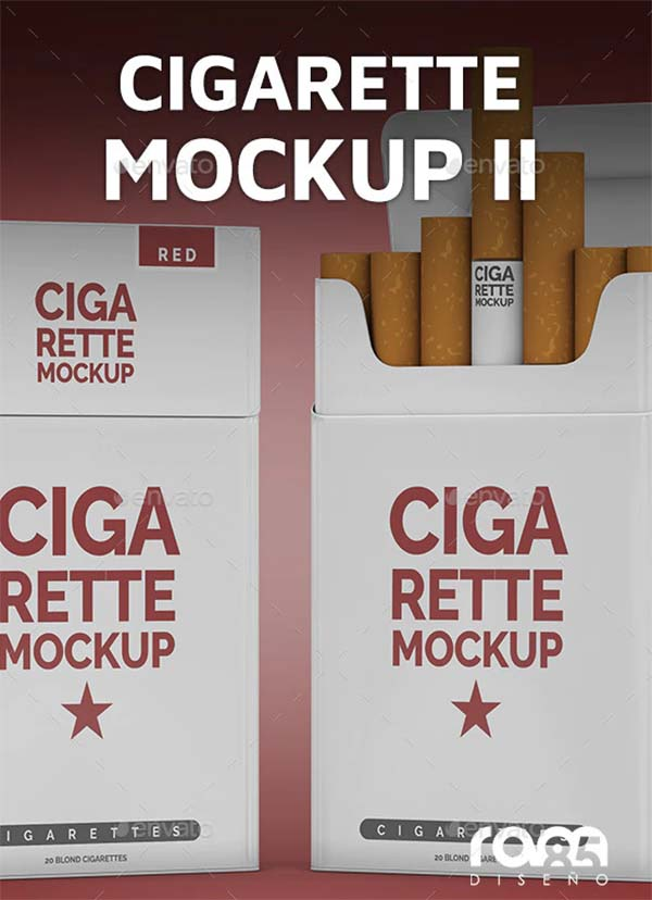 Download 24+ Free Cigarette Mockups - Free PSD Vector Cigarette ...
