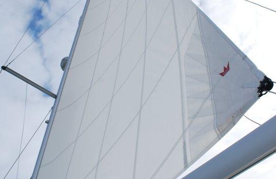 Sail on the astrea