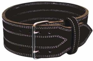 Double Prong Powerlifting Belt