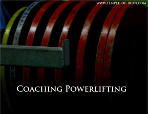 Gympie Powerlifting Coaching