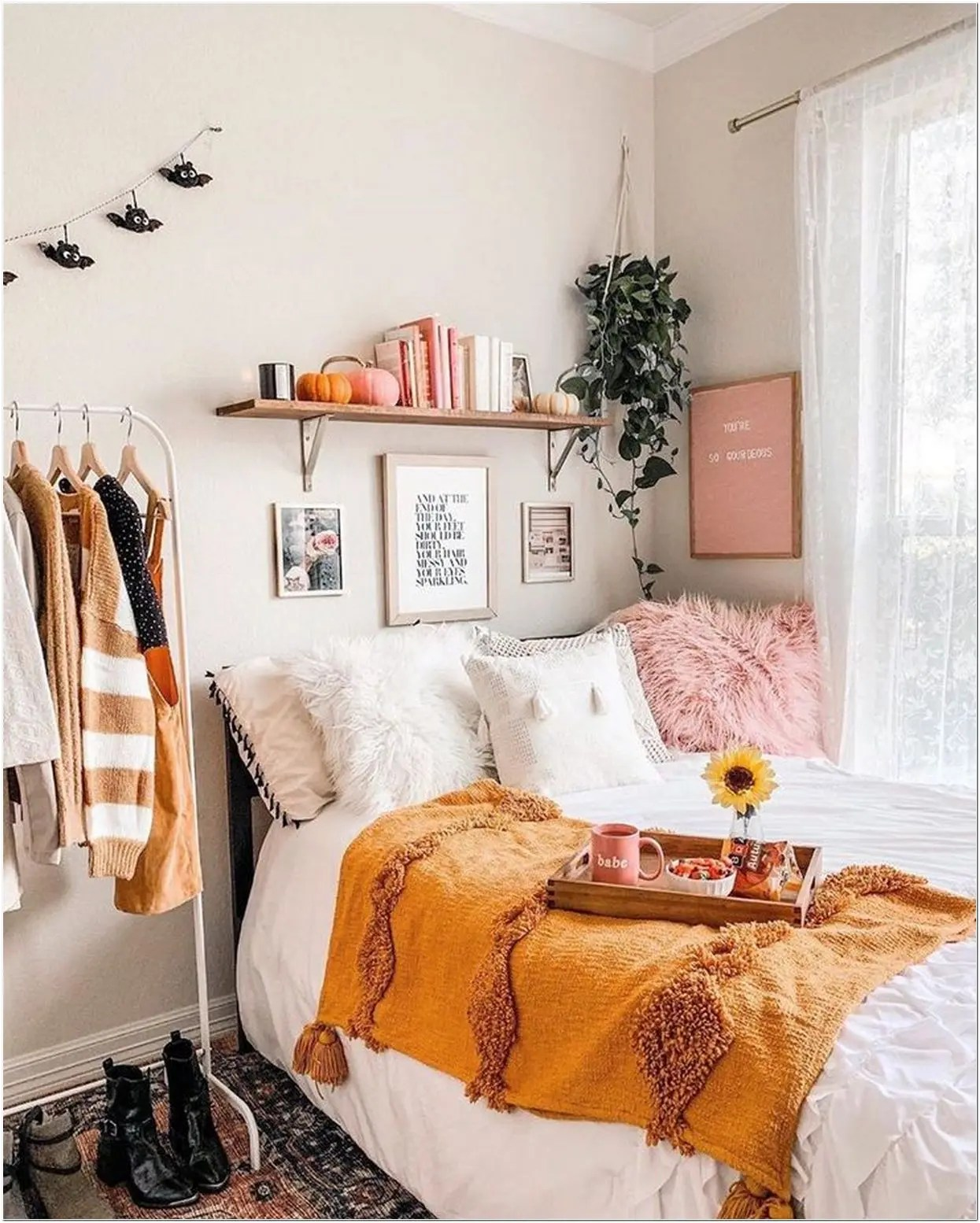 How My Bedroom Became My Sanctuary