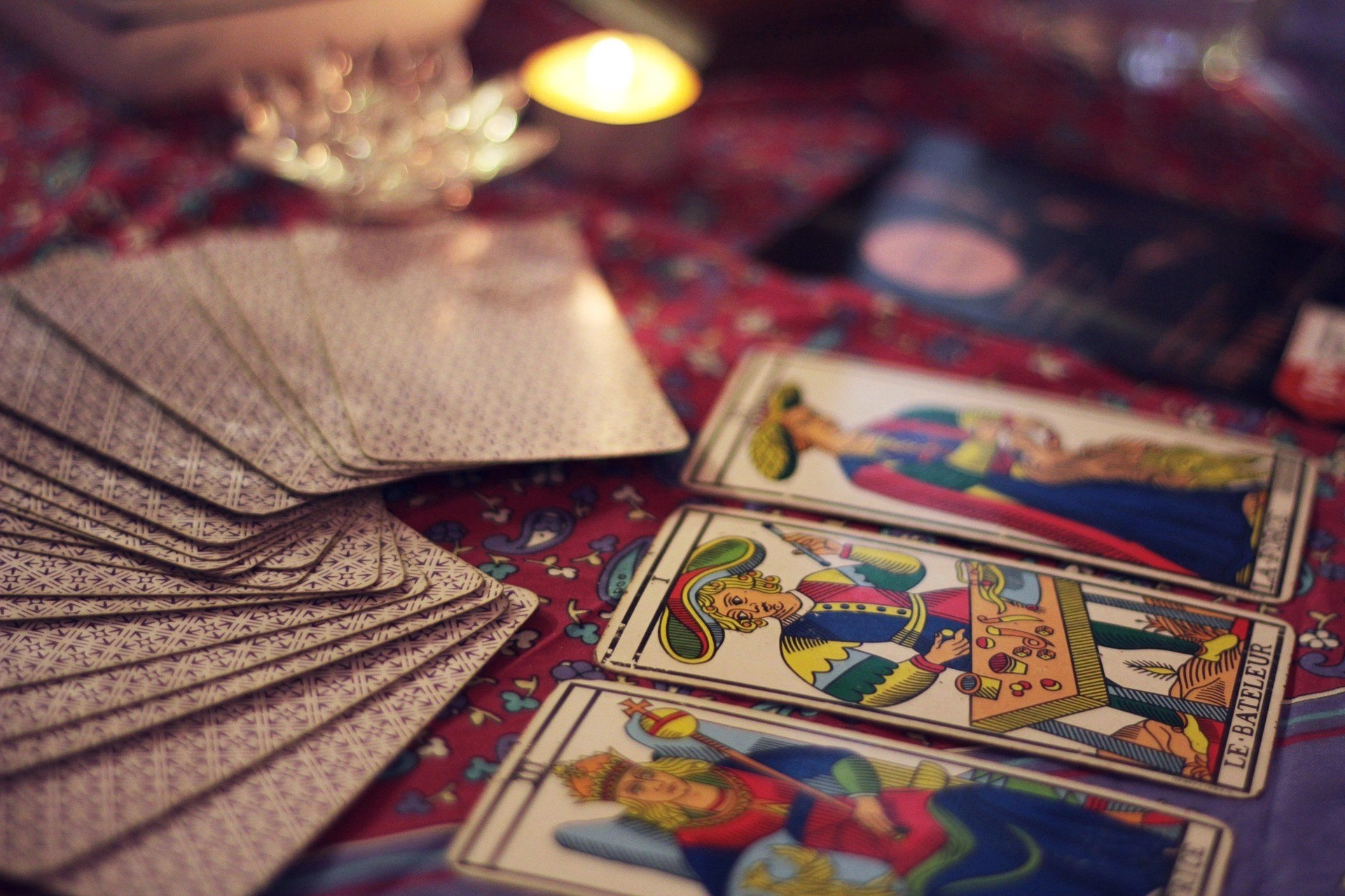 Tarot for When You're In Your Feelings