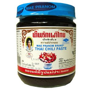 Thai Chilli Paste - the only