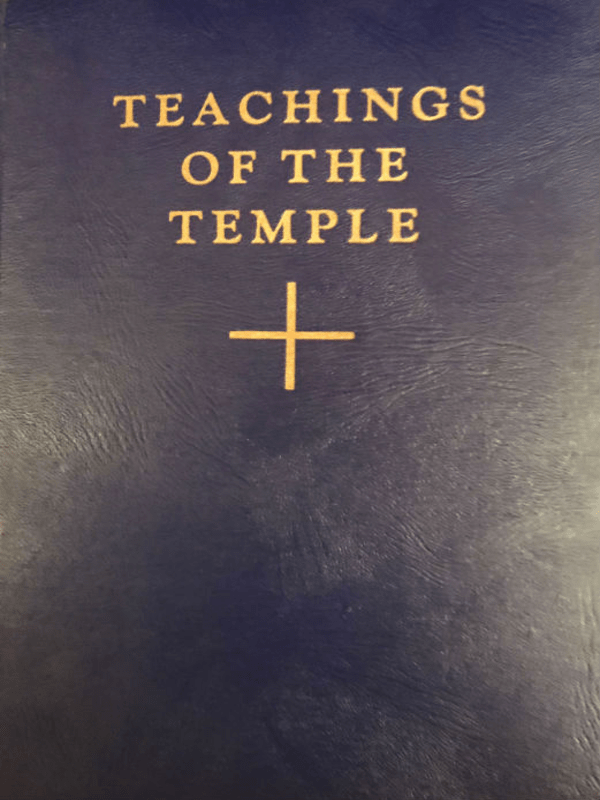 Teachings of the Temple, Volume One, Second Edition