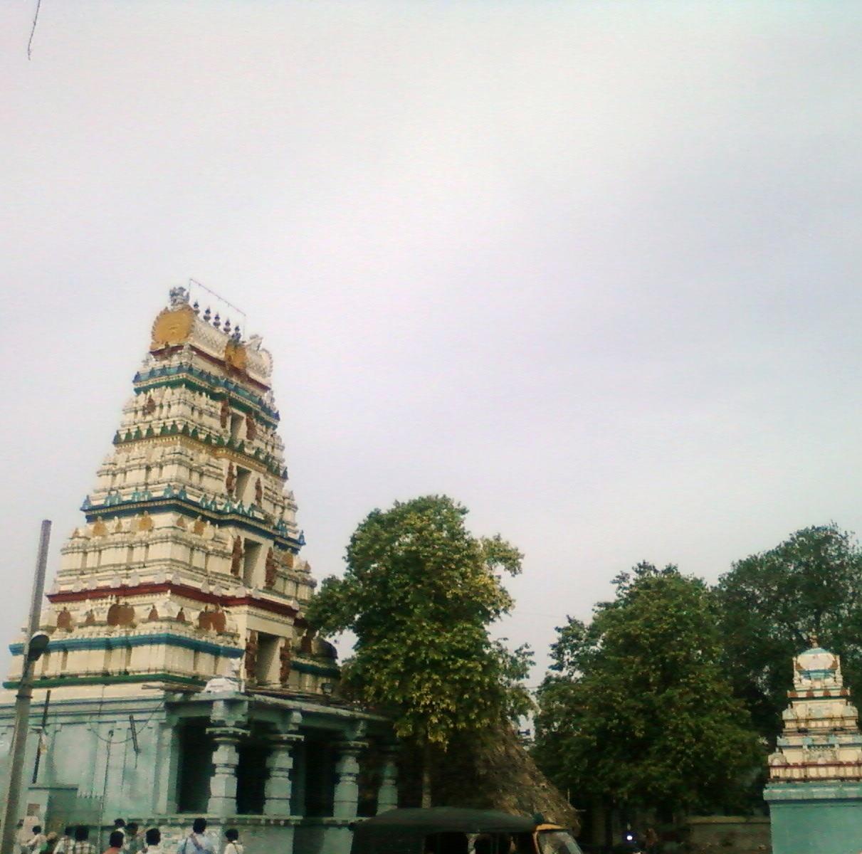 Amaralingeswara Swamy Temple Andhra Pradesh