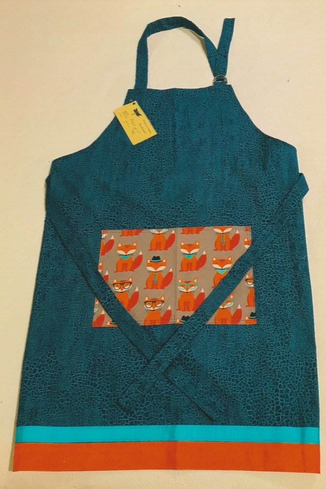 Apron by Susaness Designs