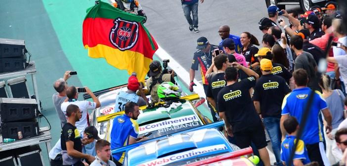 Gabriel Robe chega em 5º lugar e conquista o Brasileiro de Turismo