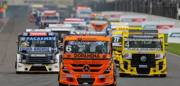 Império Truck Racing cumpre meta e vai ao pódio em Buenos Aires