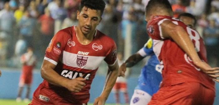 Confiante na permanência do CRB, Renan Oliveira valoriza empate fora de casa contra adversário direto