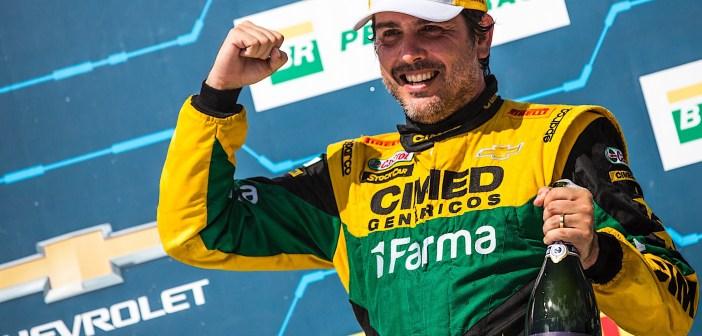 Cimed Racing ganha recurso e Cacá Bueno é declarado vencedor da prova 2 em Campo Grande na Stock Car