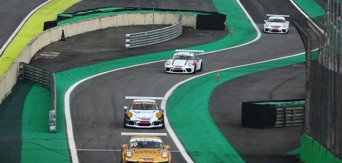 Pré-temporada da Porsche Cup Império leva 45 pilotos e 35 carros para Interlagos em dois dias