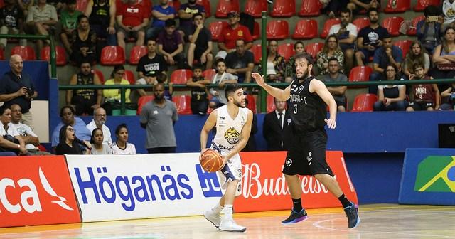 Com segundo tempo decisivo, Mogi das Cruzes/Helbor bate Botafogo no Hugão