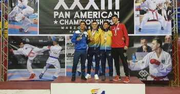 Rafael Nascimento conquista Bronze histórico no Pan-Americano Sênior